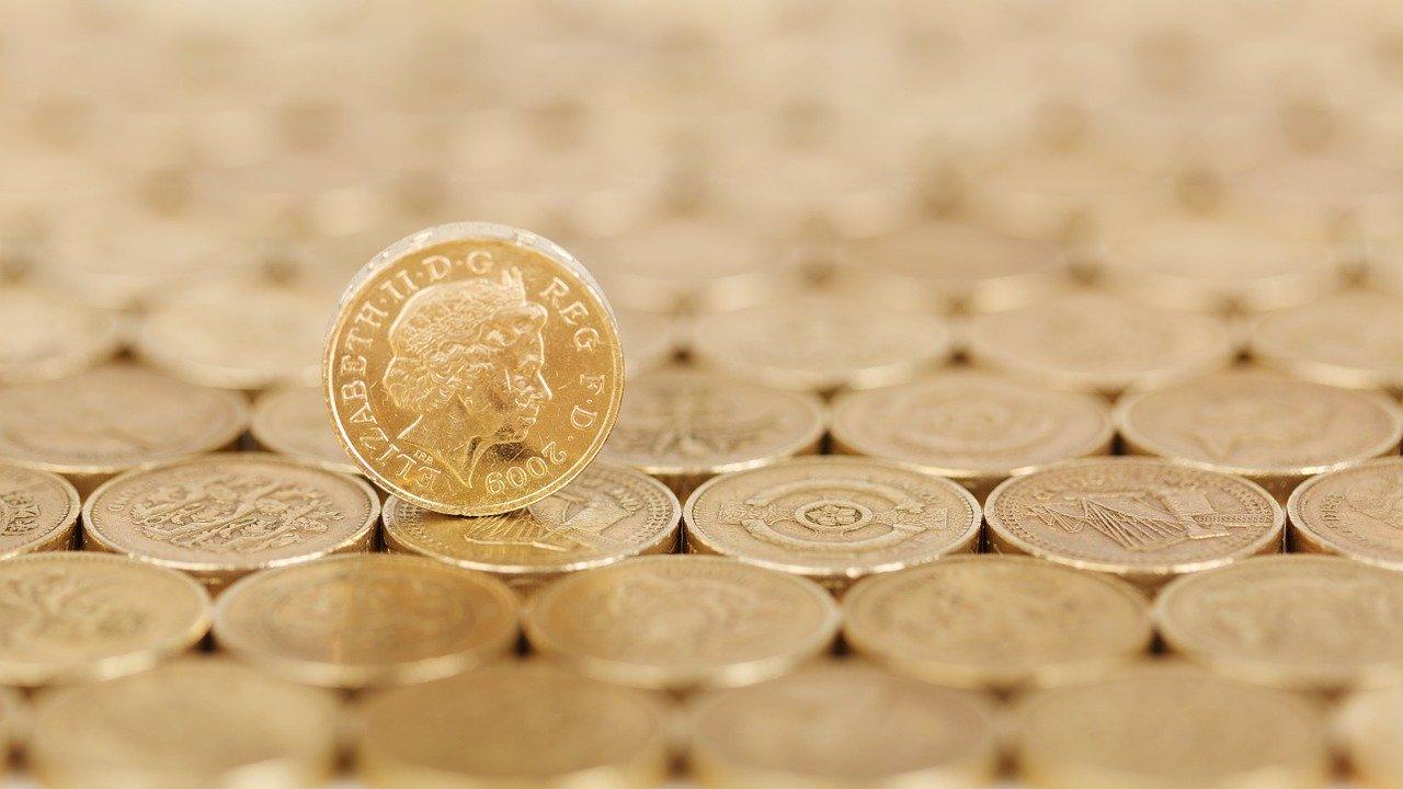 pound coins women financial