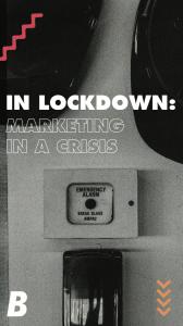 Bumbl lockdown marketing in a crisis coronavirus
