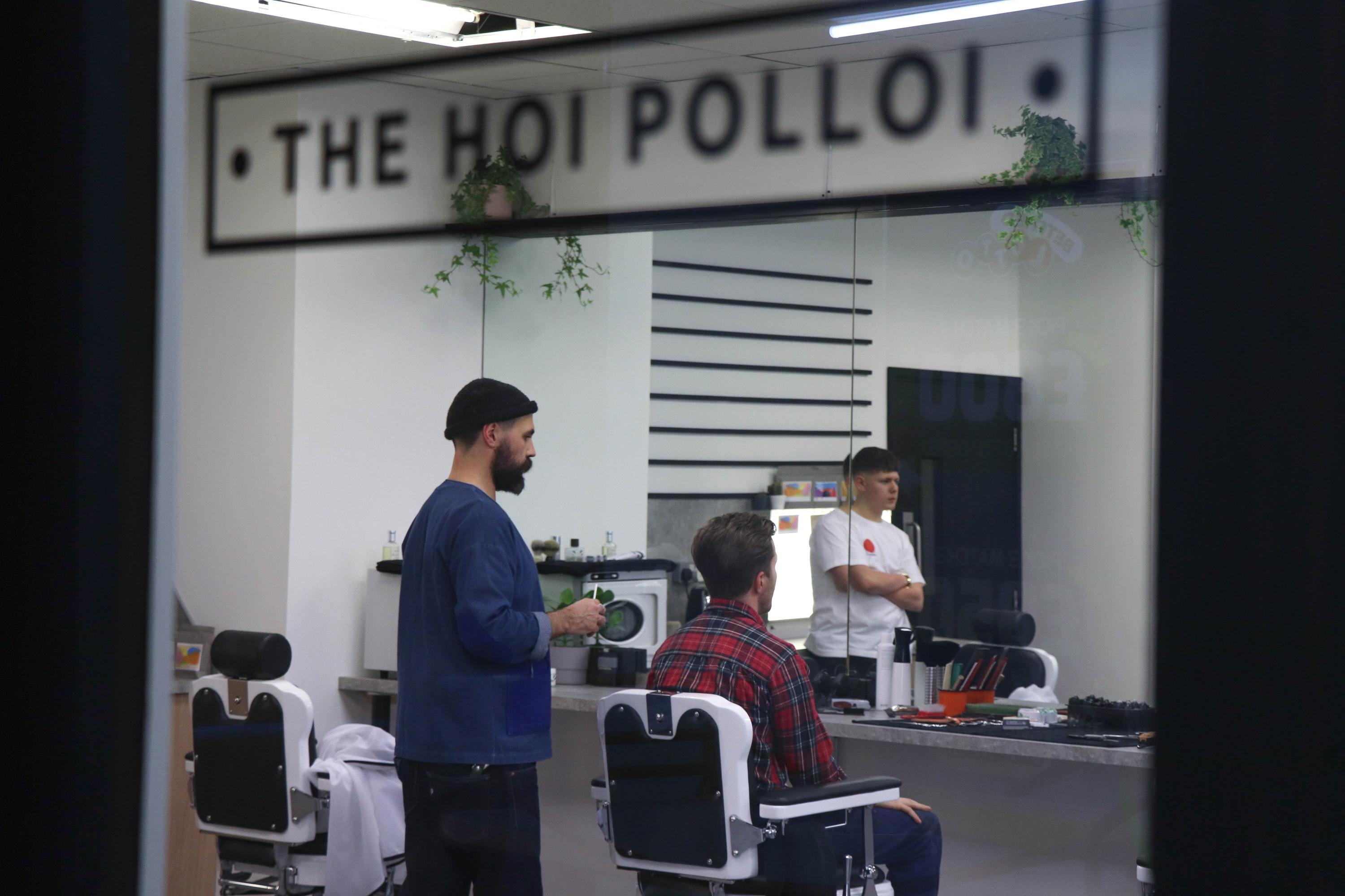 New contemporary barbershop brings world-class talent to Newcastle