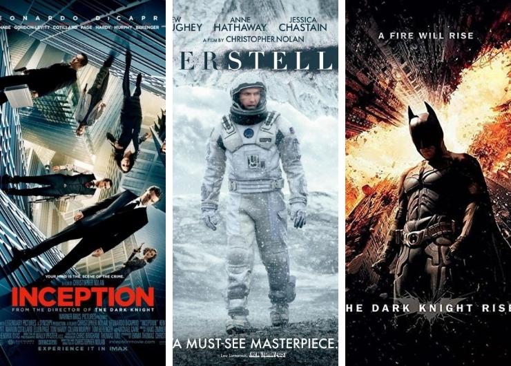 Celebrating Christopher Nolan