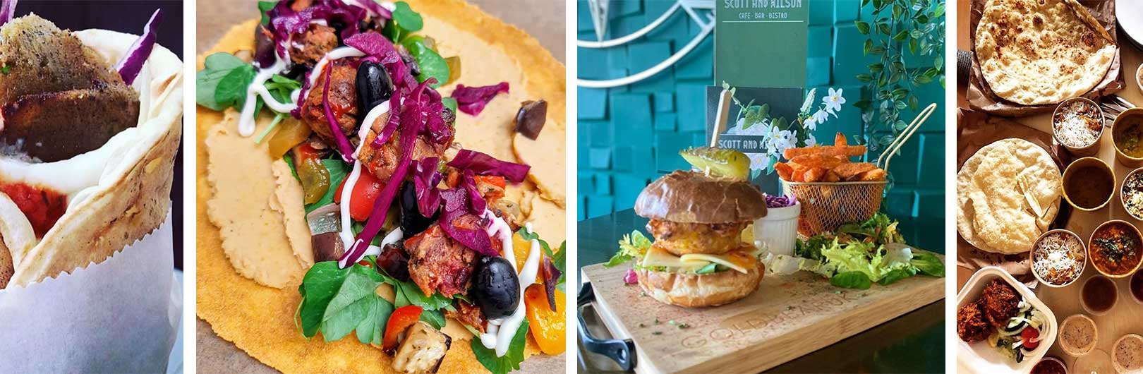 Tour of the North: The Best Places to Eat Vegan