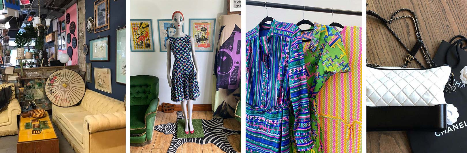Tour of the North: 4 x Best Places to Vintage Shop