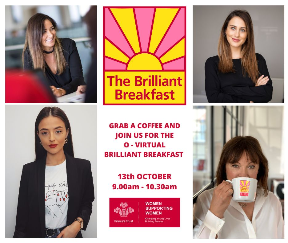 Join The Brilliant Breakfast to support women in the North East