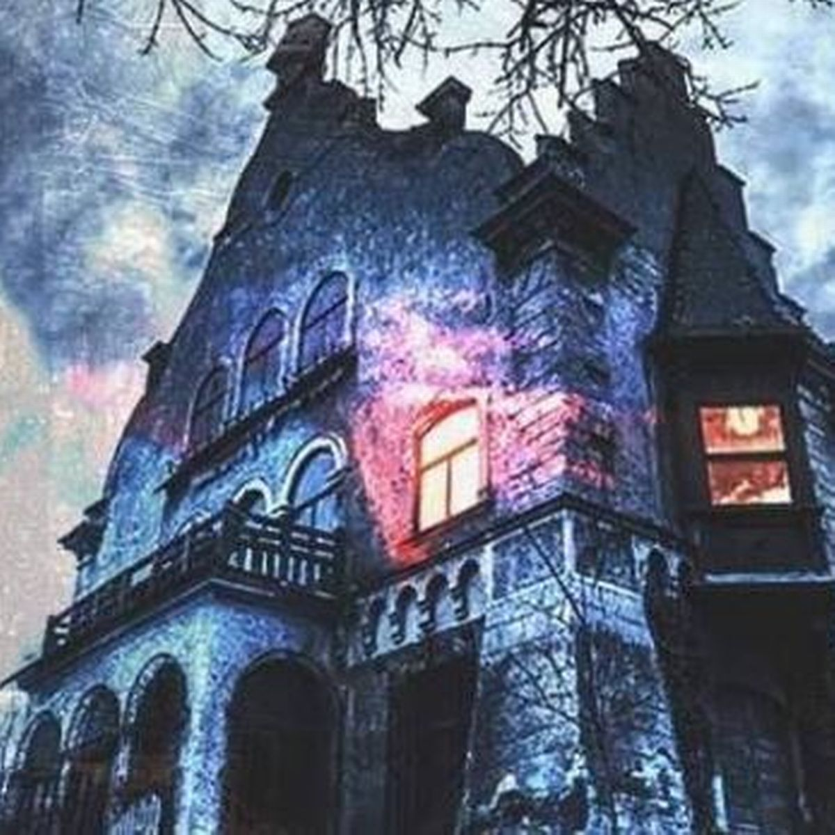 Haunted House Newcastle