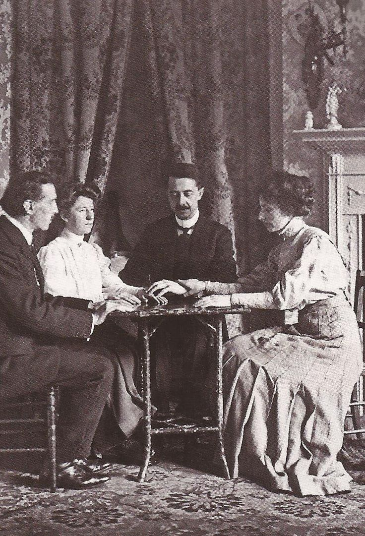 Victorian Seance North East