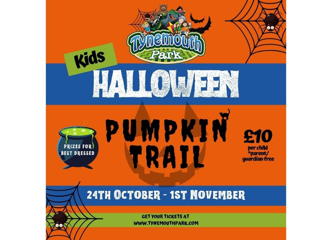 Tynemouth Park Halloween