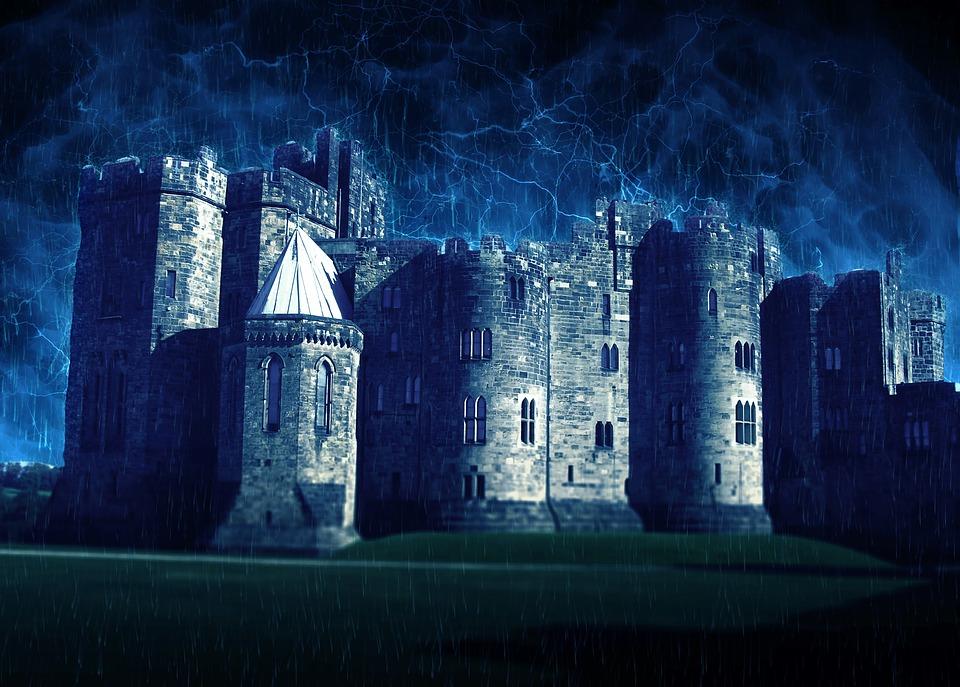 Alnwick Castle Halloween