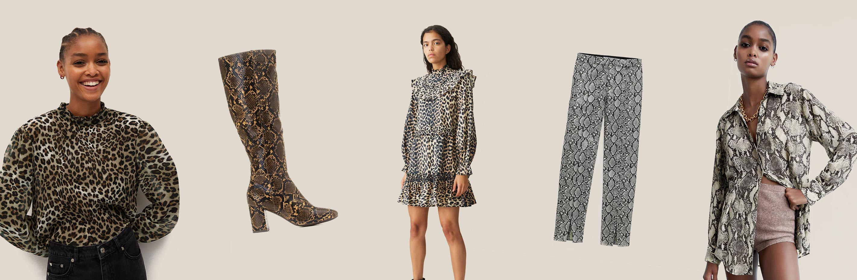 24 Animal Print Pieces to Instantly Upgrade Your Autumn/ Winter Wardrobe