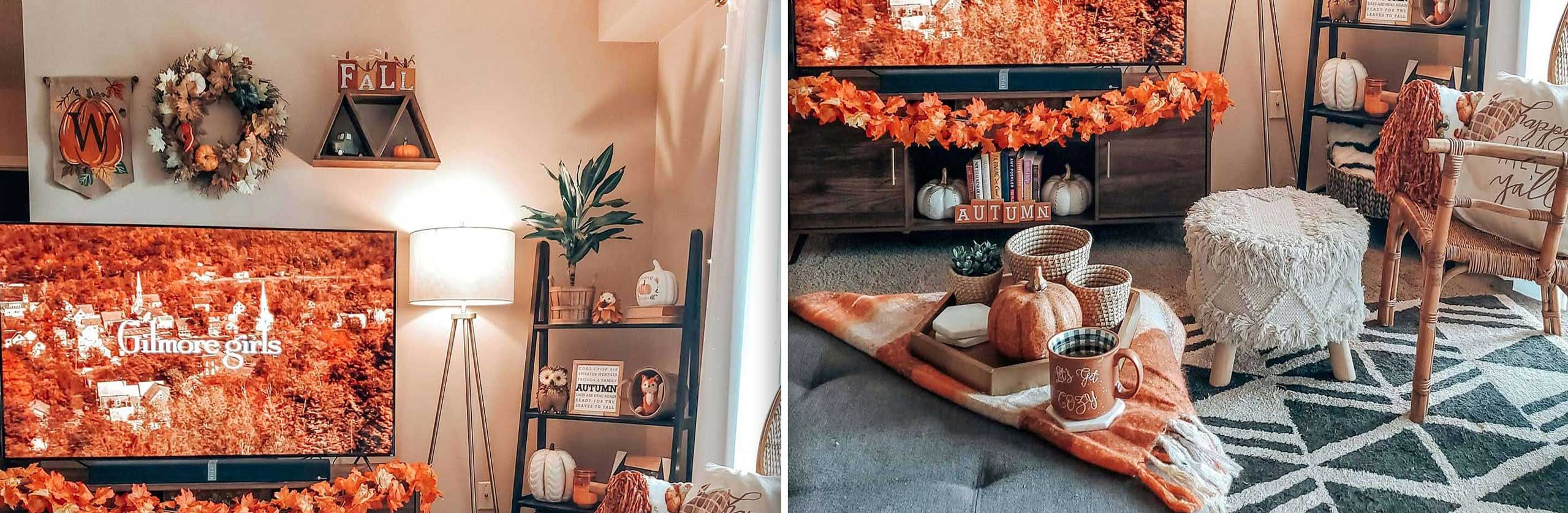 Autumn Ways to Dress Your Home