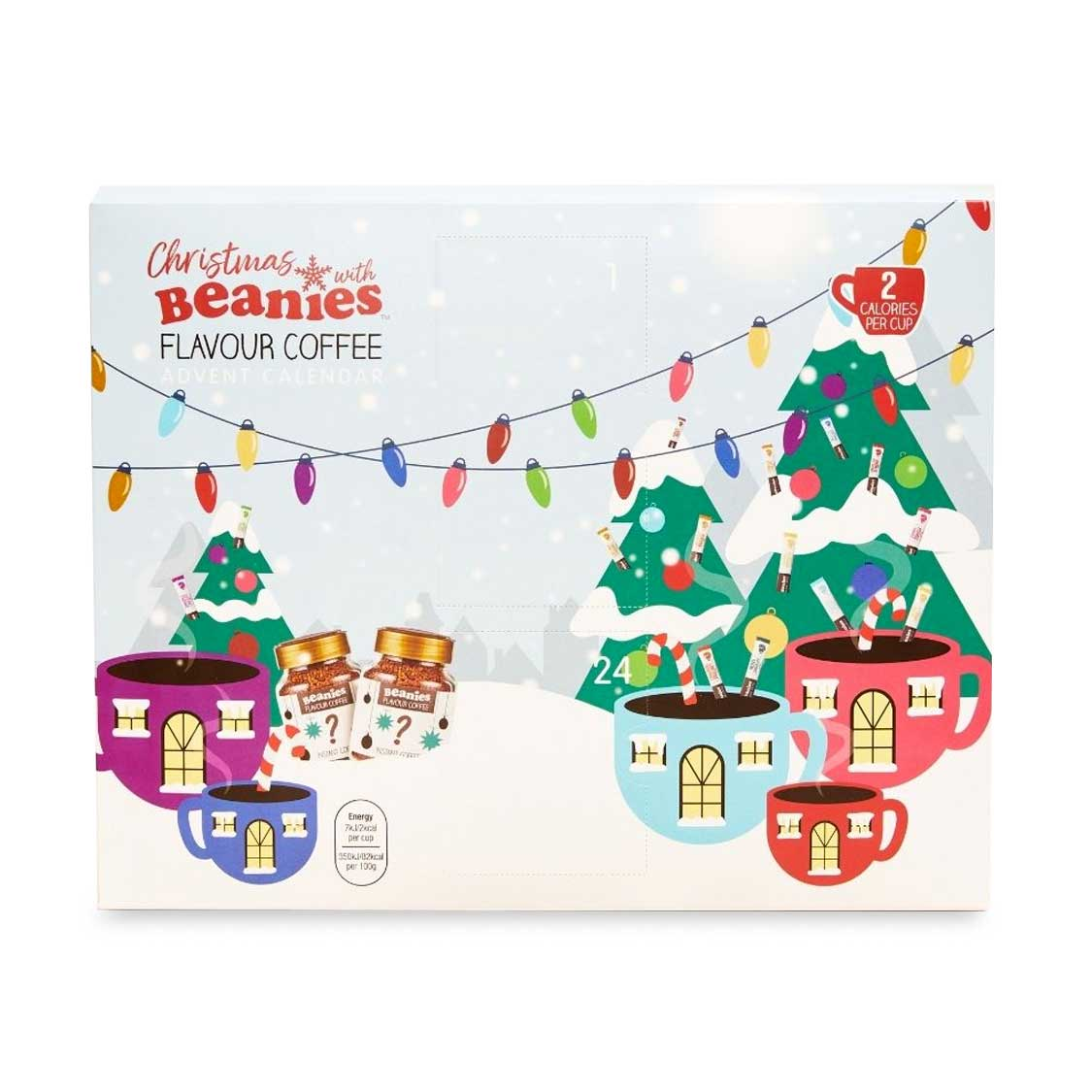 Beanies Coffee Advent Calendar