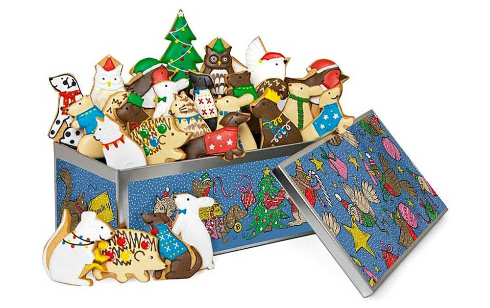 Biscuiteers Advent Calendar 2020