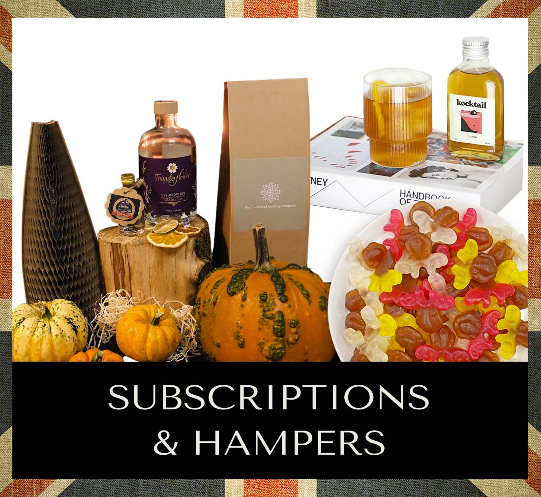 Subscriptions & Hampers Gift Guide 2020