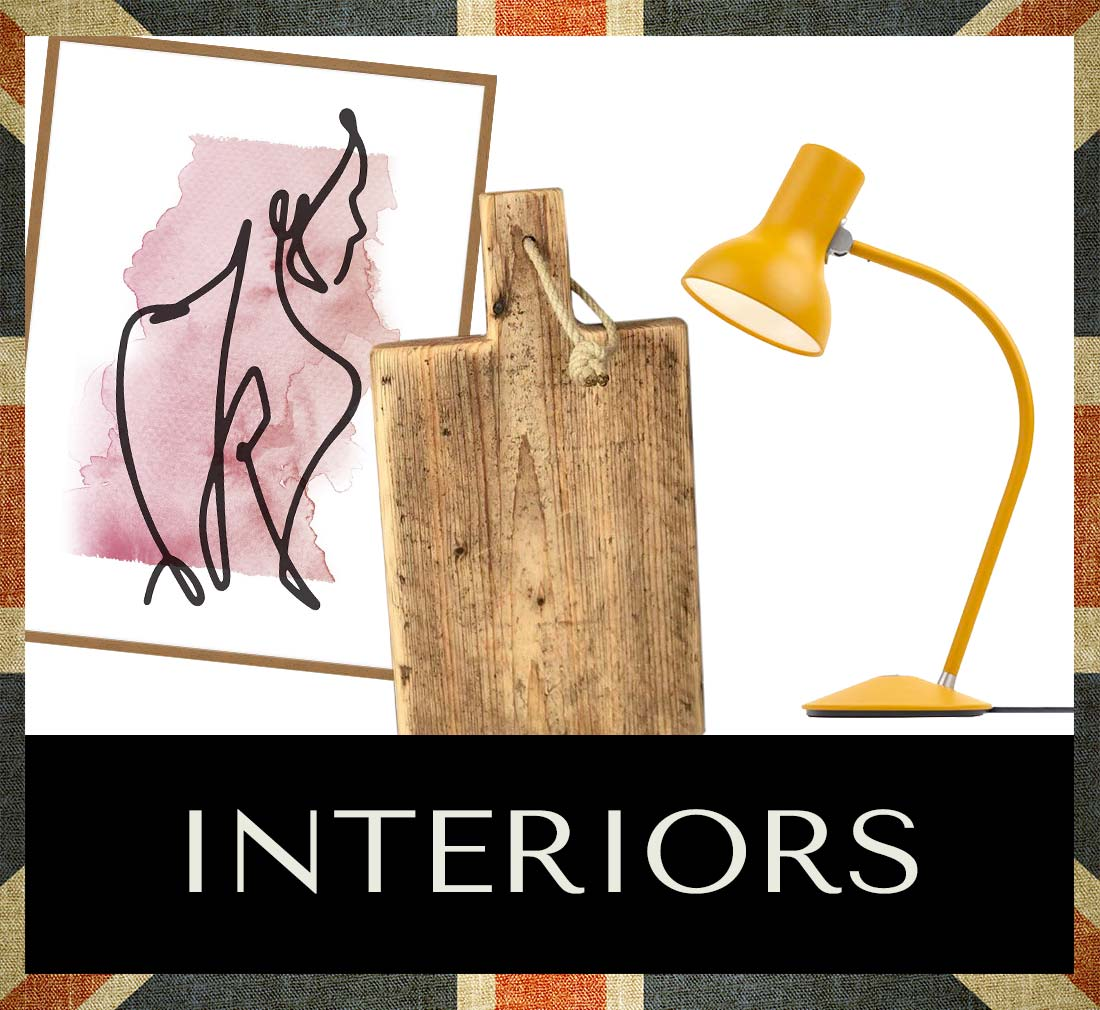 Interiors Gift Guide 2020