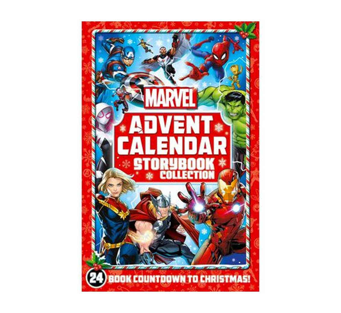 Marvel Storybook Advent Calendar