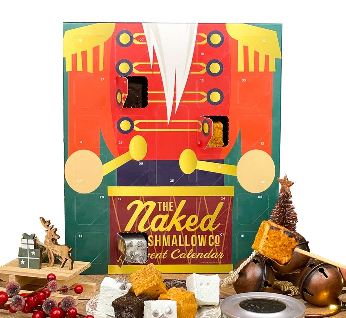 The Naked Marshmallow Advent Calendar