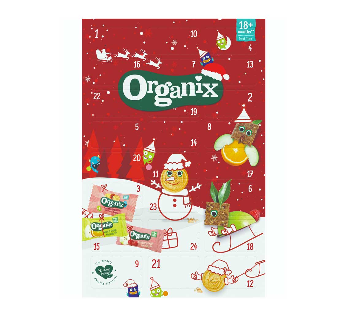 Organic Advent Calendar