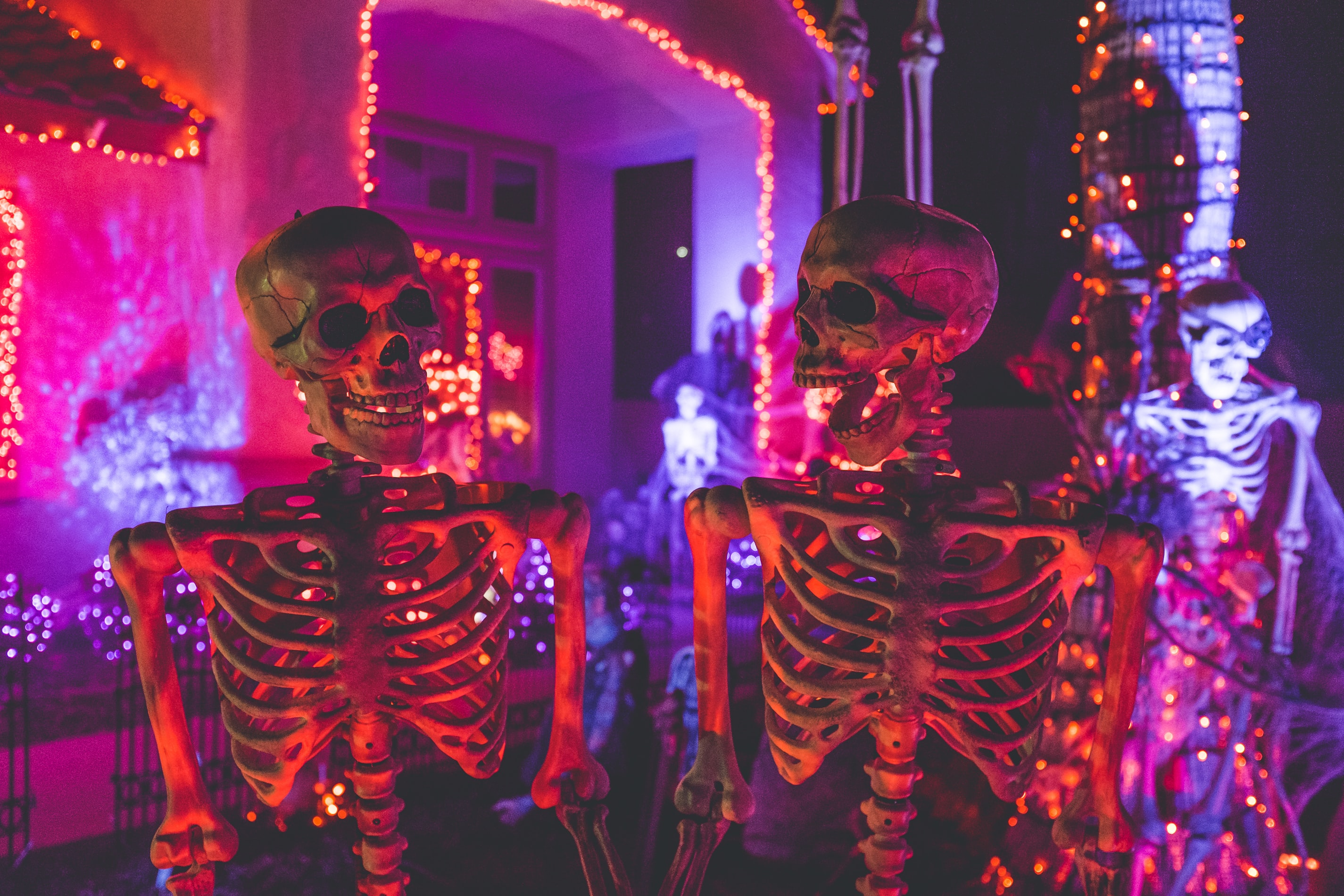 North East Halloween Events 2020