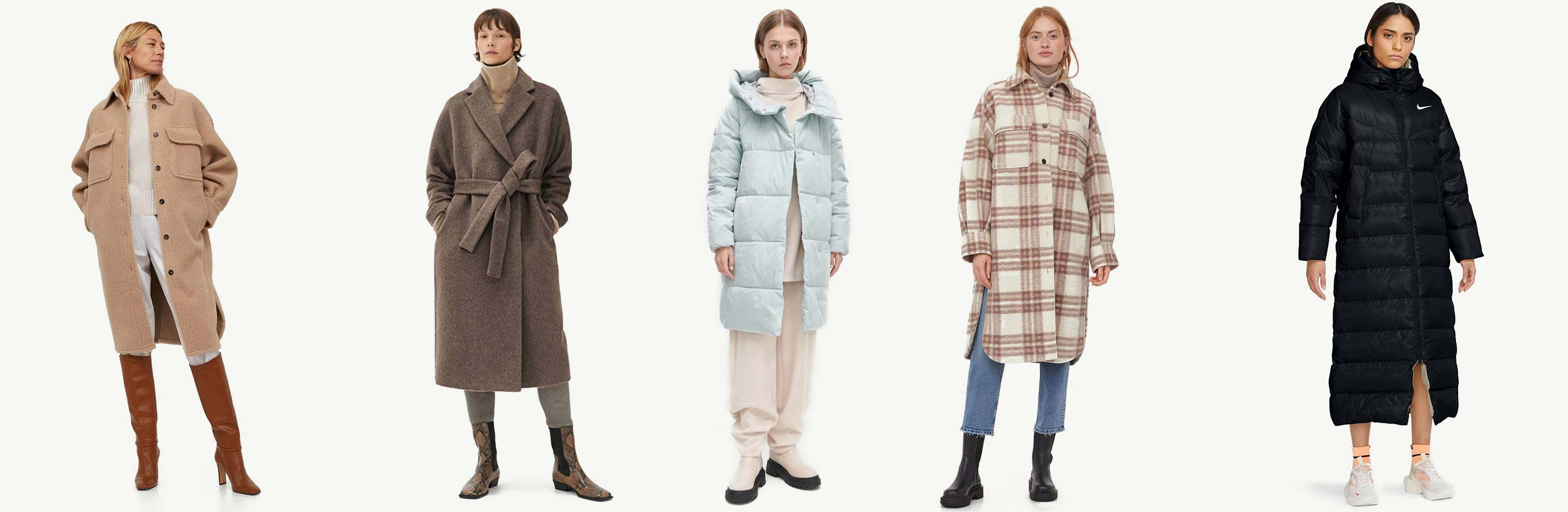 The Best Essential Winter Coats for this Season