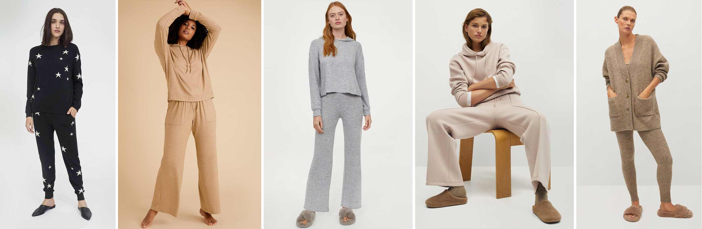 20 Loungewear Pieces to Keep Cosy and Carry on in Lockdown 2.0
