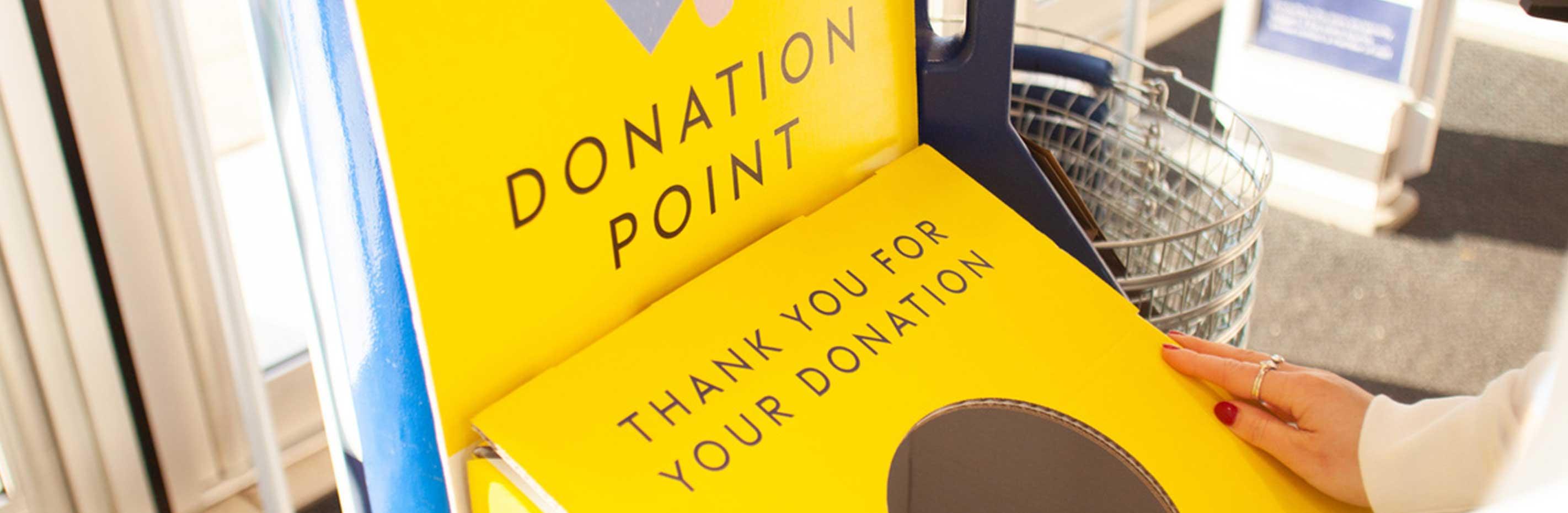 Donate: The Hygiene Bank