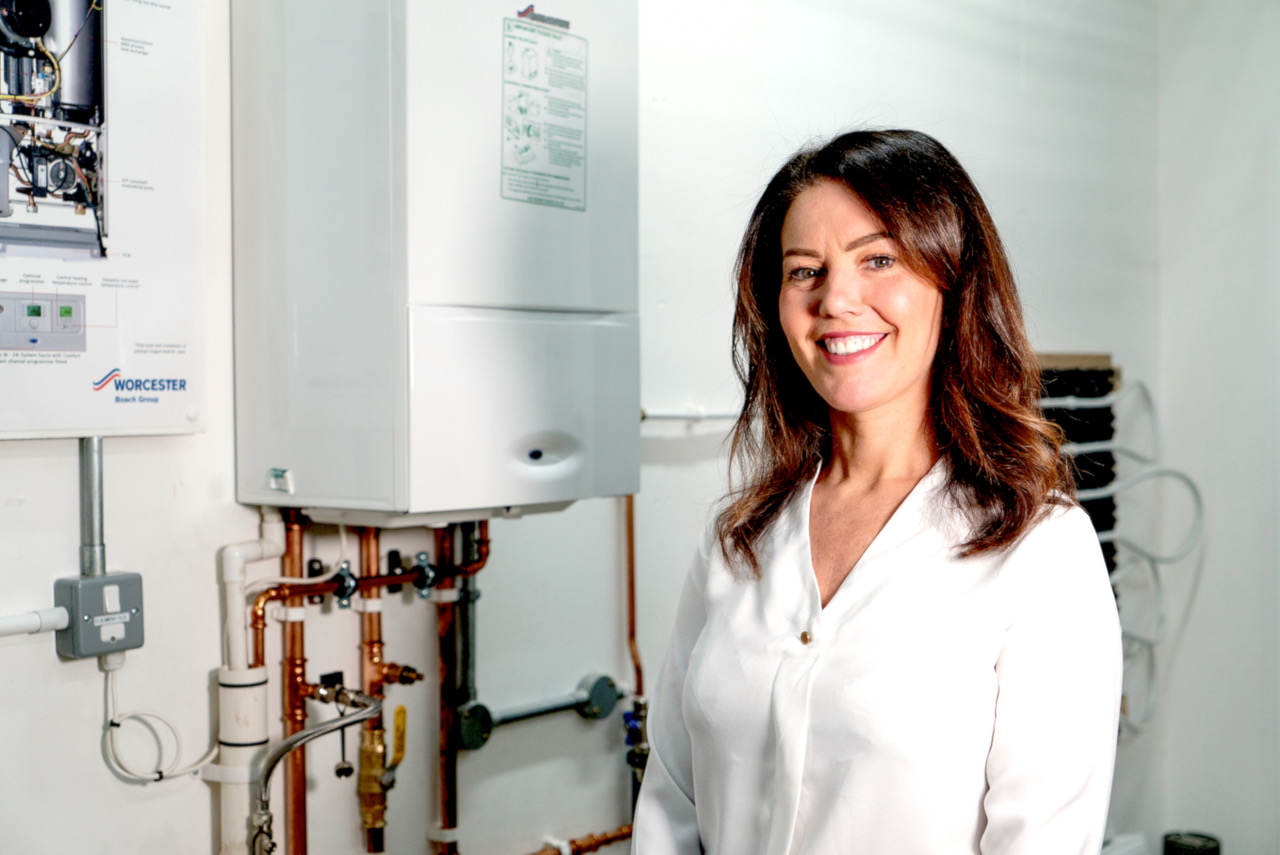 HLN Meets: Amy Mooney from Gas Angel Heating