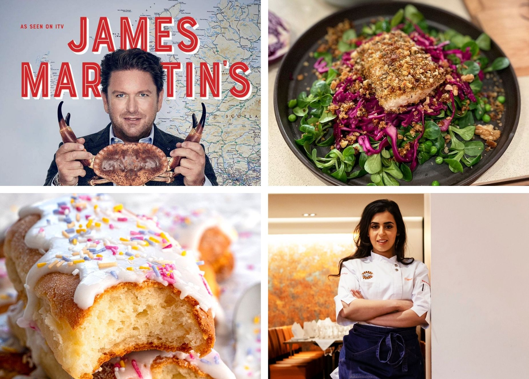 Variety is the spice of life: 4 x new cookbooks to up your home-cooking game