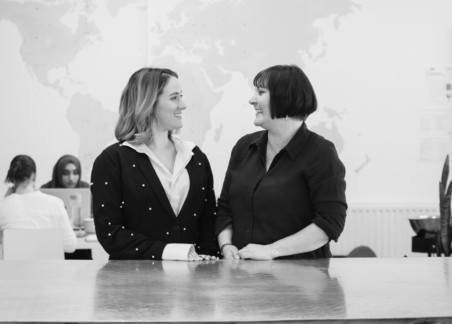 Sunday sit-down with…the founders of Soap Brows