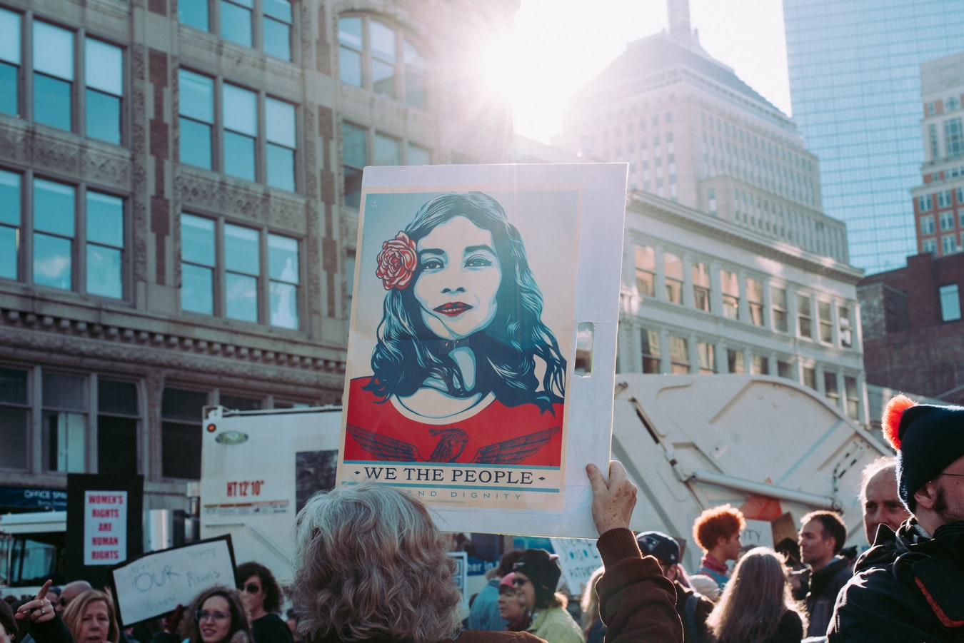 Women's March Global move online