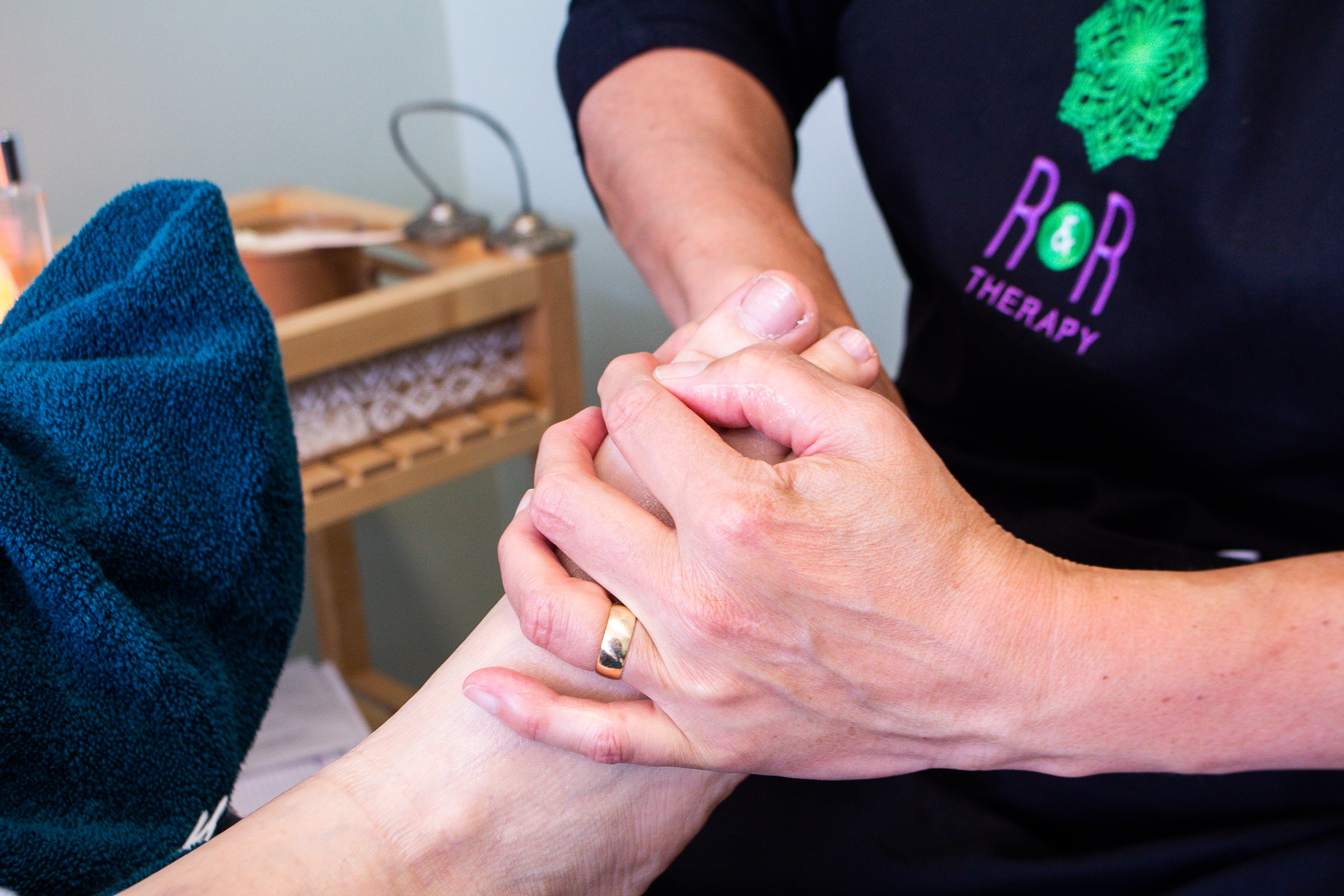 Have you ever tried reflexology? Here's why you should
