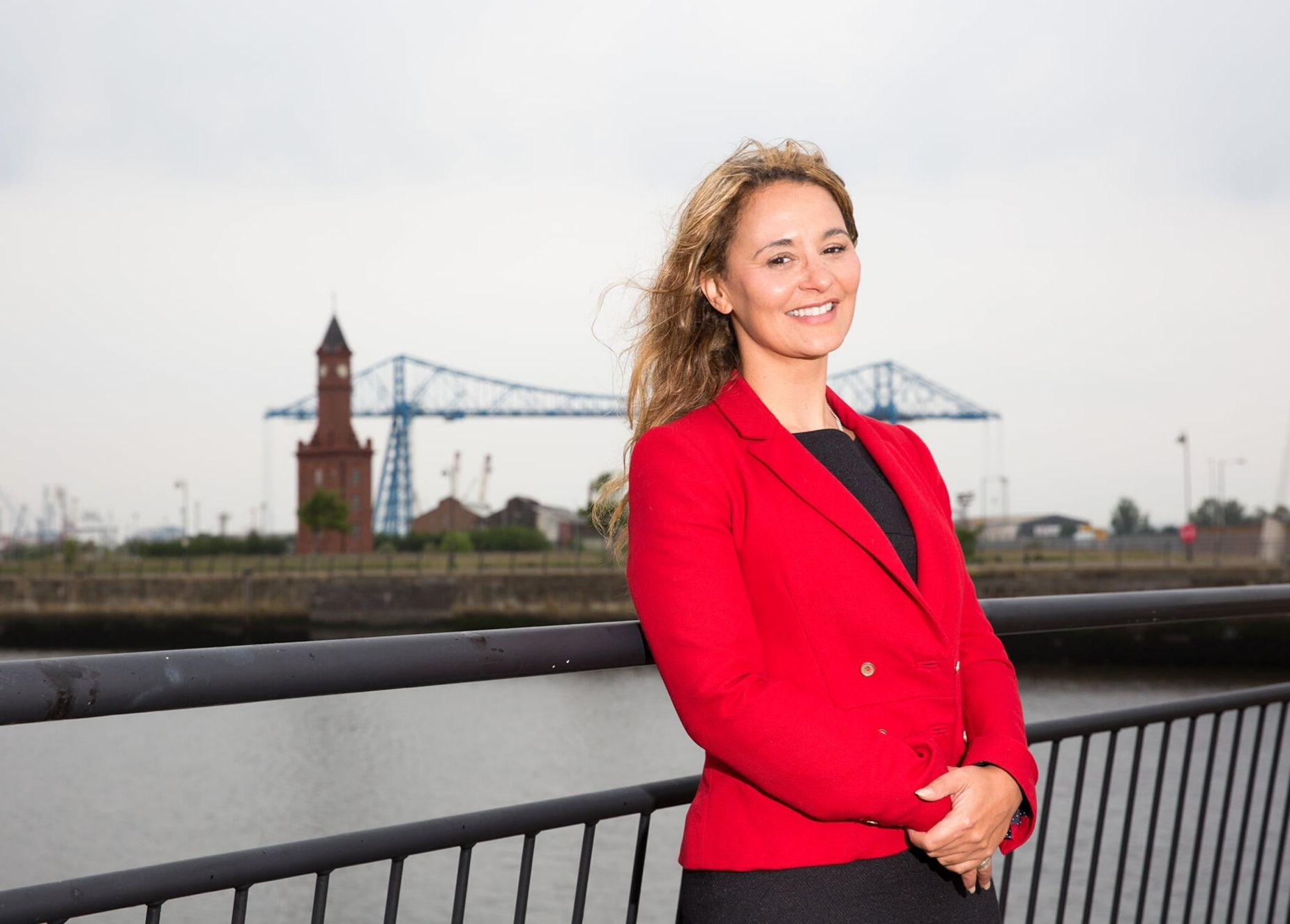 What it's like to…campaign to become the first female metro mayor.