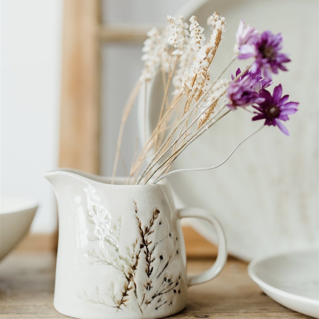 The Flower Folk Bea Jug