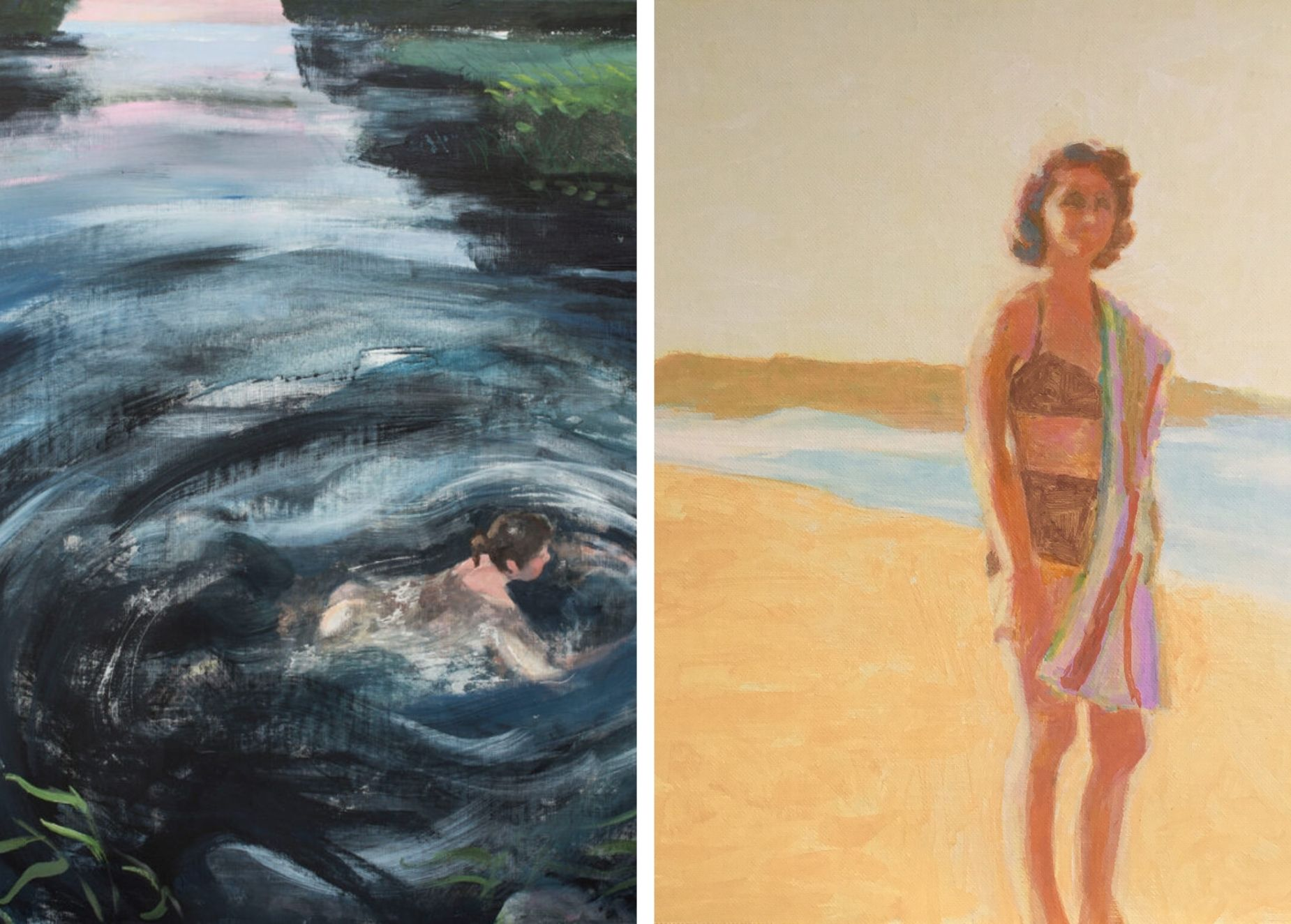 North Sea Woman is the art exhibition opening this week that you need to check out