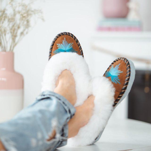 Mimi's Edit Slippers