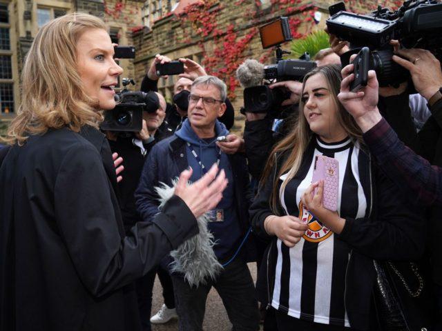Amanda Staveley Newcastle Takeover