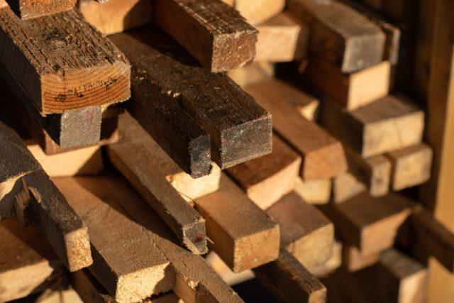 The Wood Yard Walker