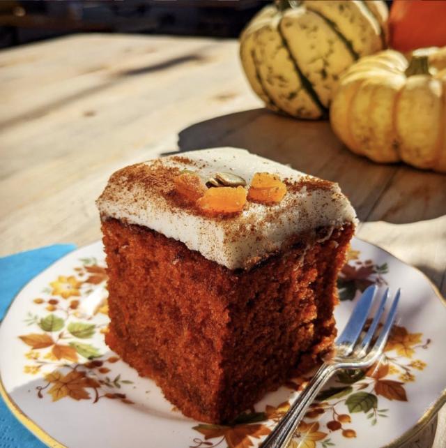Cake Stories Newcastle Pumpkin