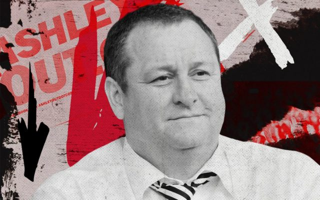 Mike Ashley Newcastle Takeover