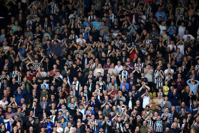 Newcastle United Fans Takeover